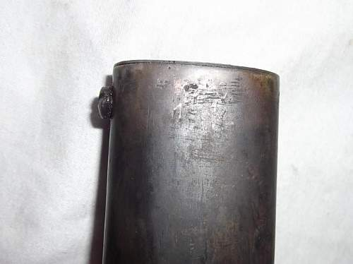 Bayonet 1939 E.u.f Horster