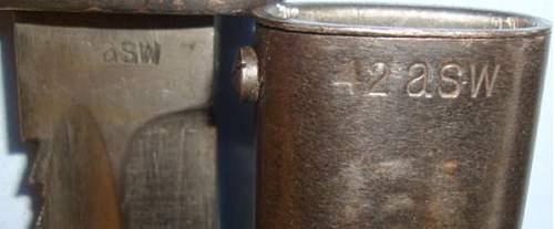 A WWII sawbacked Bayonet, a reworked WWI Sawbacked Bayonet, or a fantasy piece?