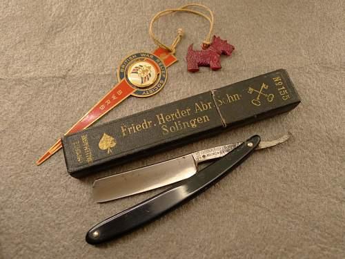 K98 Bayonet by F.Herdera & Son.