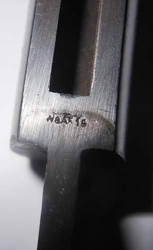 parts bayonet? when?