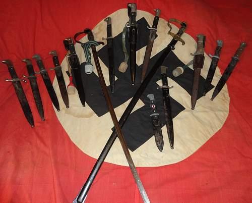 German k98 Parade/Dress bayonet