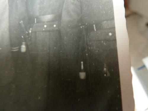 (Dress?) portepee on a service K98 bayonet?