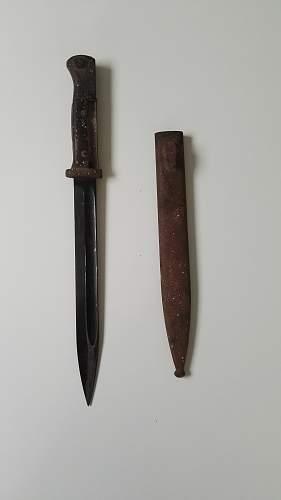 German knives?