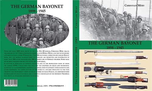 My new book on the german bayonet.