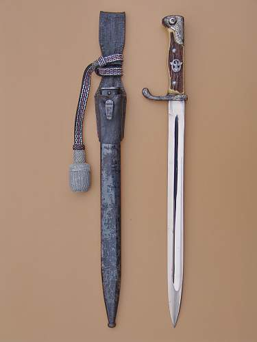 Need opinions on this Police Bayonet...