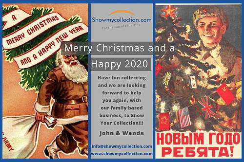 Merry Christmas and a Happy New Year!!!