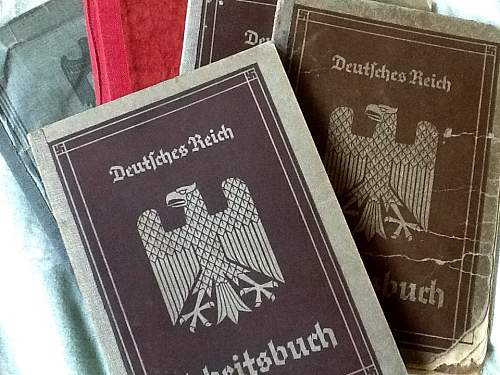 Arbeitsbuch, diamonds in the rough?