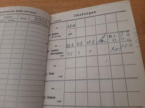 Soldbuch kriegsmarine - what I have?