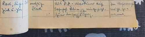 Help with handwriting in a Leistungsbuch