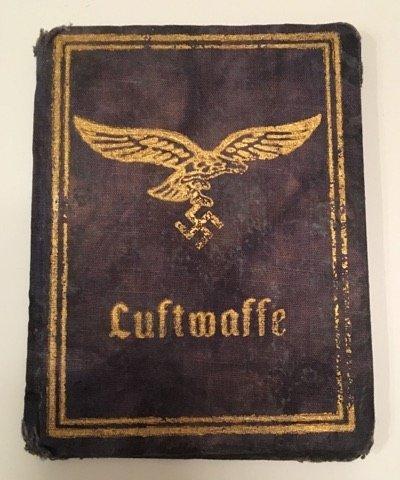 Luftwaffe ID?