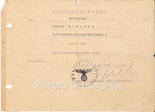 Click image for larger version.  Name:signed by Generalleutnant Veiel  MIKUSKA CITATION 001b_final.jpg Views:370 Size:186.3 KB ID:147412