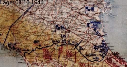 Wehrpaß Artillerie Regiment 29 (mot) Verstorben