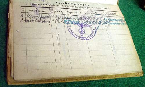 Question about SS Soldbuch