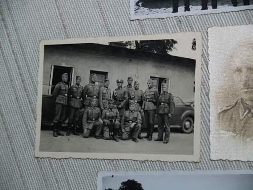 Militar Pass & Wehrpass