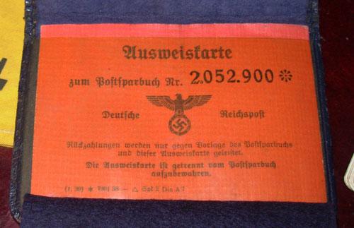 Luftwaffe Flieger-Ausweis(Airman-Passports)