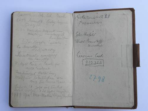 small german soldier book