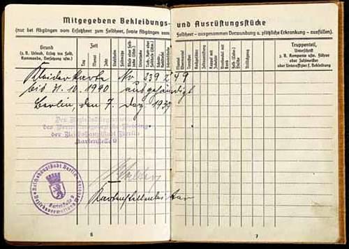 Feldmarschall Rommel's Soldbuch - Up for Auction