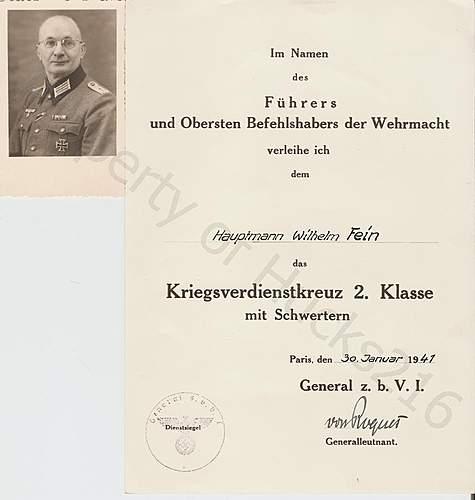Rare KIA Wehrpass