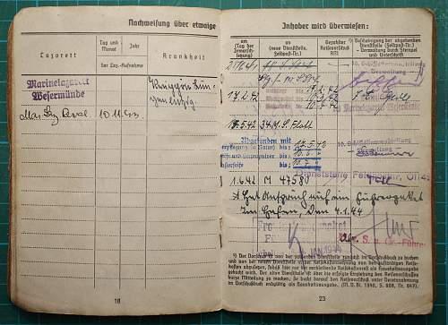 Help with Kriegsmarine Soldbuch