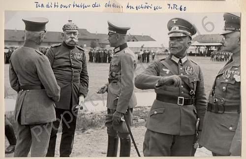 Generalmajor Soldbuch