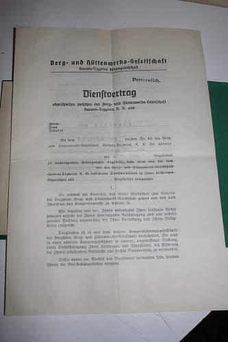 Reichsarbeitdienst weibliche jugend ausweis