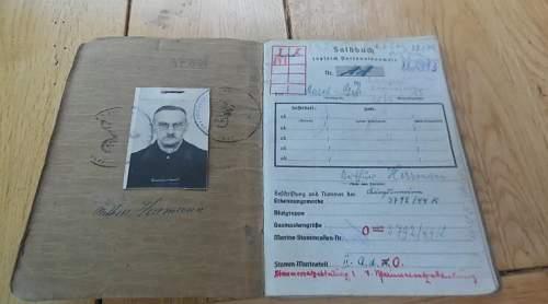 Doubts about this Soldbuch - For your Review