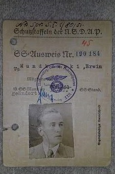 SS ID Card - Help Please!
