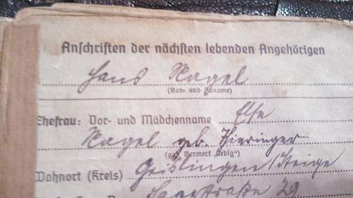 German Name translation -POW in US?