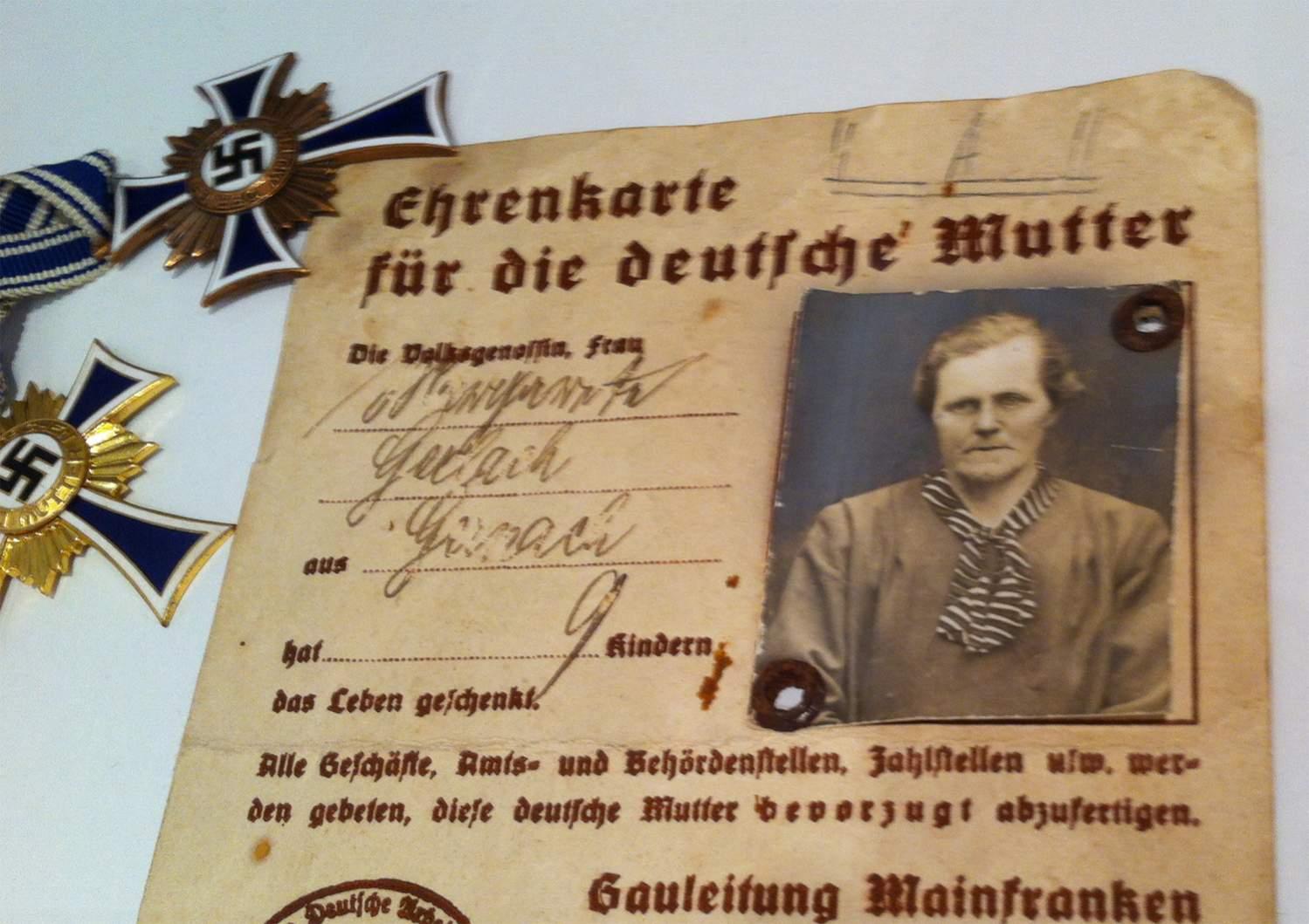 Deutsche Mutter
