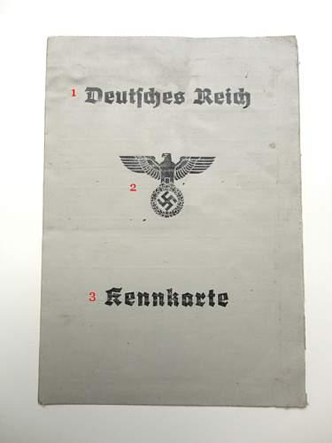 Presentation: Kennkarte