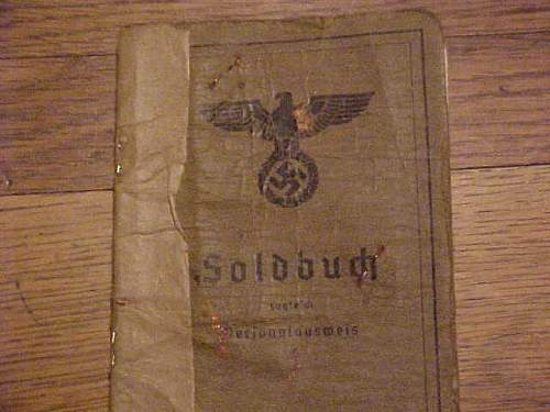 soldbuch