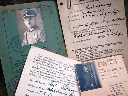 RAD Soldier - Sports Award Documents