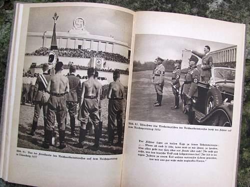 RAD - 1938 Spaten Und Ahre