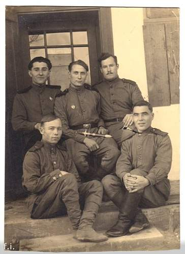 De-nazified german belt buckles!