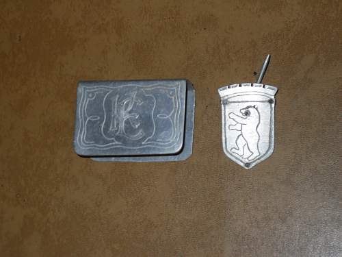 Introducing my colletion of pow/trench art