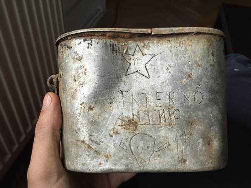 Italian boiler, russian engravings, need a little help