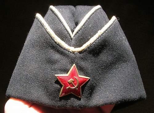 Navy Pilotka