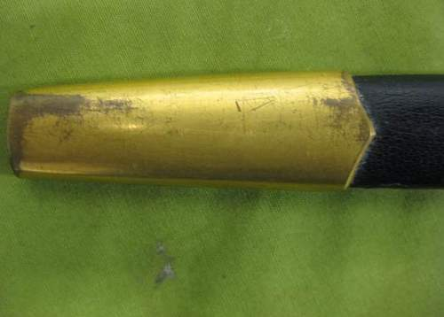 Question-Soviet Naval Dagger-Authentic?
