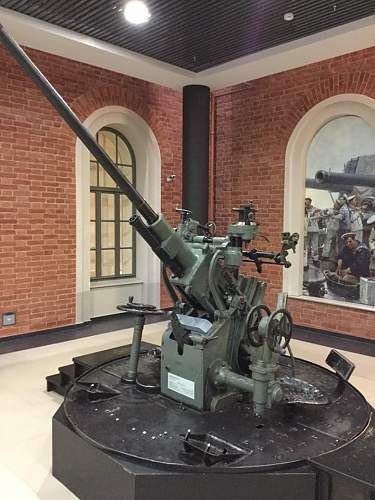 Russian Naval Museum, St Petersburg