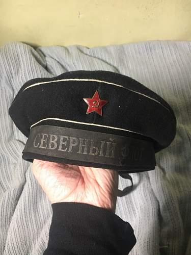Soviet beskozirka date help