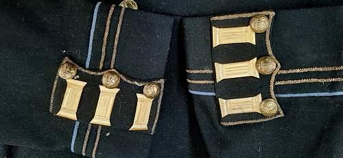 Soviet Naval Aviator M45 Dress Tunic - Opinions Please.