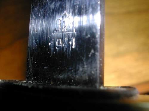 1944 Navy Dagger