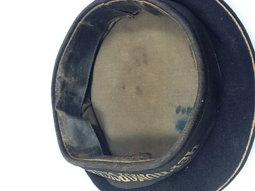 60's soviet navy hat?