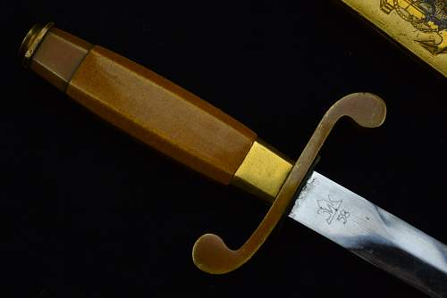 Naval dagger 1957 for review