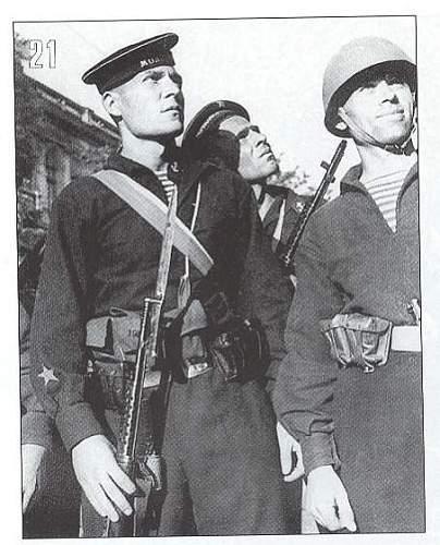 Naval infantry sevastopol kit