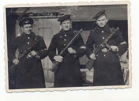 Soviet Naval Infantry