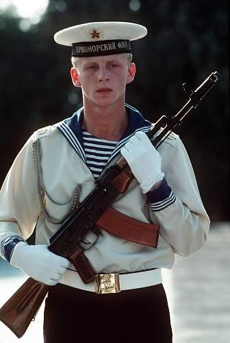 Click image for larger version.  Name:Soviet_Naval_Infantry_AK-74.jpg Views:33030 Size:243.9 KB ID:97857