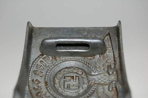 SS EM Buckle RZM 155/39 SS