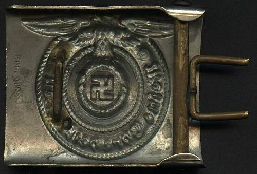 Need help with an SS buckle.