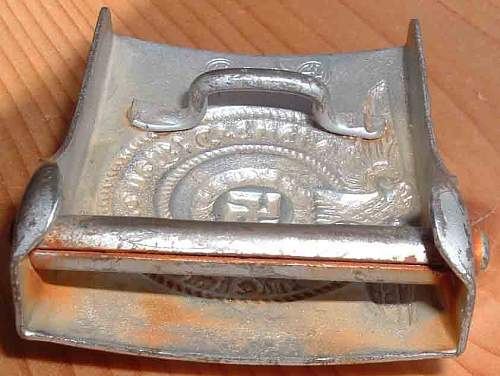 SS Buckle - Worth a punt ?